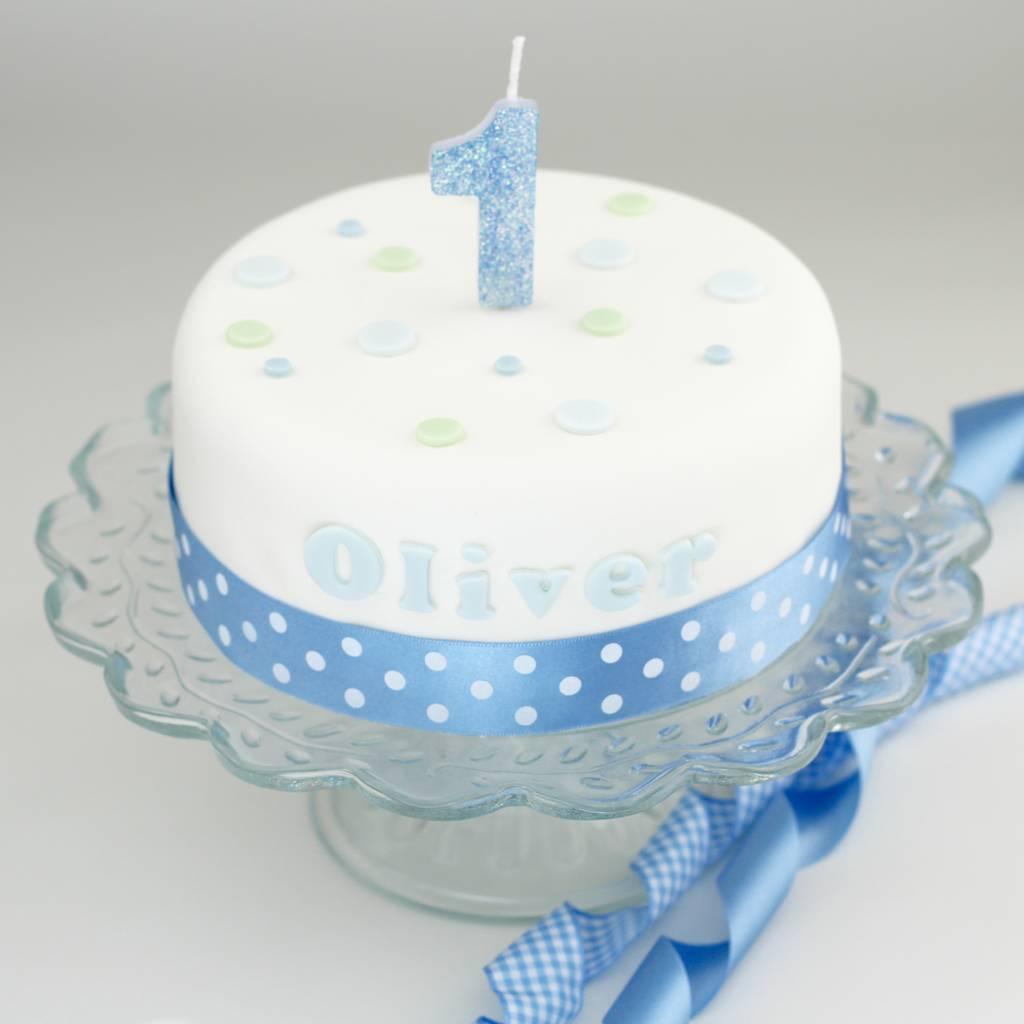 1st Birthday Cake Design For Boy