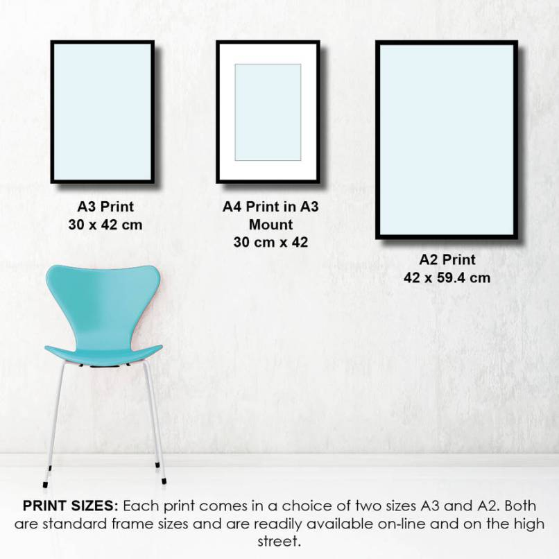 Picture Frames For A2 Prints | Frameswalls.org