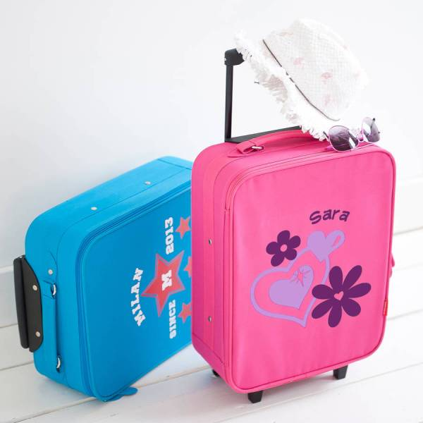 Children's Personalised Suitcase By Simply Colors ...