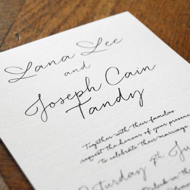 Vintage Travel Airmail Wedding Invitation Text