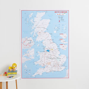 uk doodle map with crayons by maps international     uk doodle map with crayons by maps international   notonthehighstreet com