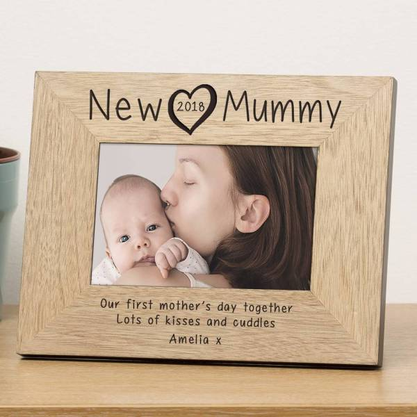 first mother's day message frames by babyfish ...