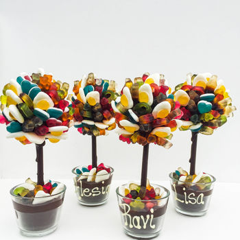 Personalised Pick And Mix Edible Sweet Tree teenage girl cheap gift ideas