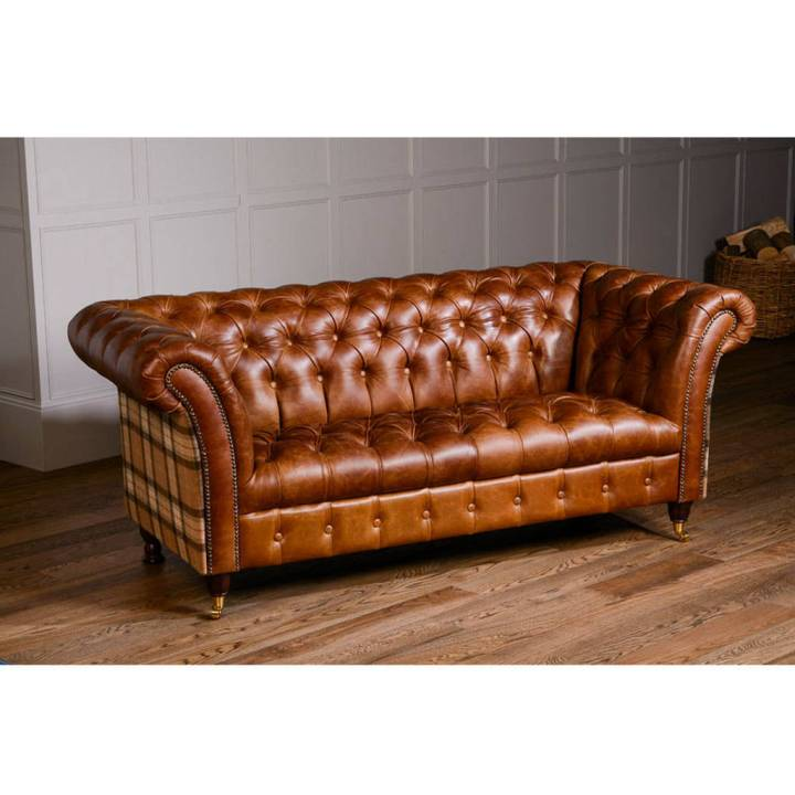 Leather Chesterfield Sofa In Malaysia Savae org