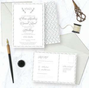 With The Start Of New Year Bella Figura Has Released A Brand Collection Over 50 Wedding Invitations And Coordinating Save Dates