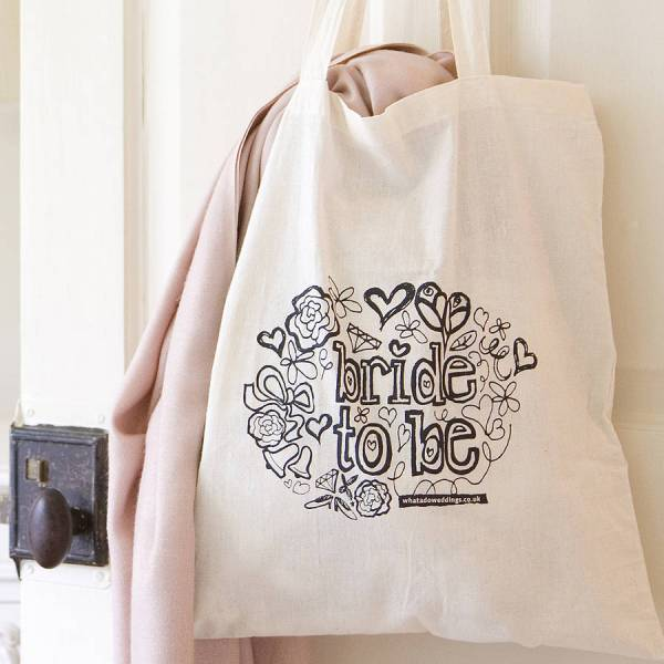 'bride to be' tote bag by solographic art ...