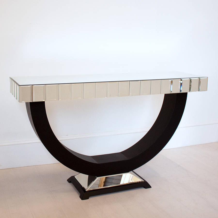 Art Deco Console Table By Out There Interiors