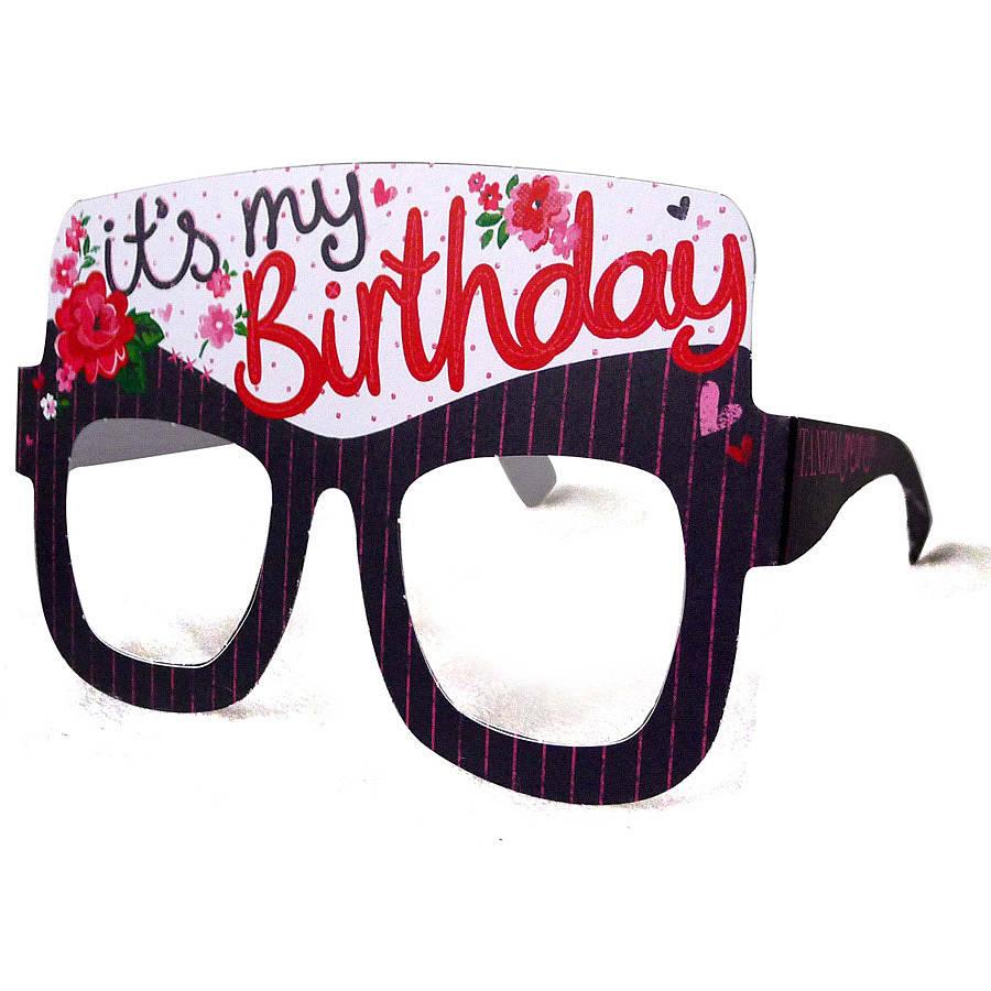 Birthday Girl Birthday Card For Her By Tandem Green
