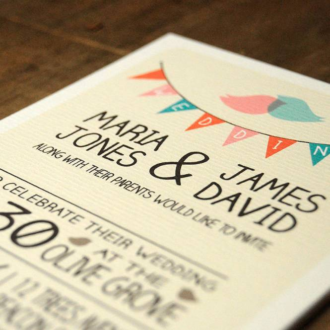 Whimsical Wedding Invitations To Create Dreams Invitation With Comely Layout 12
