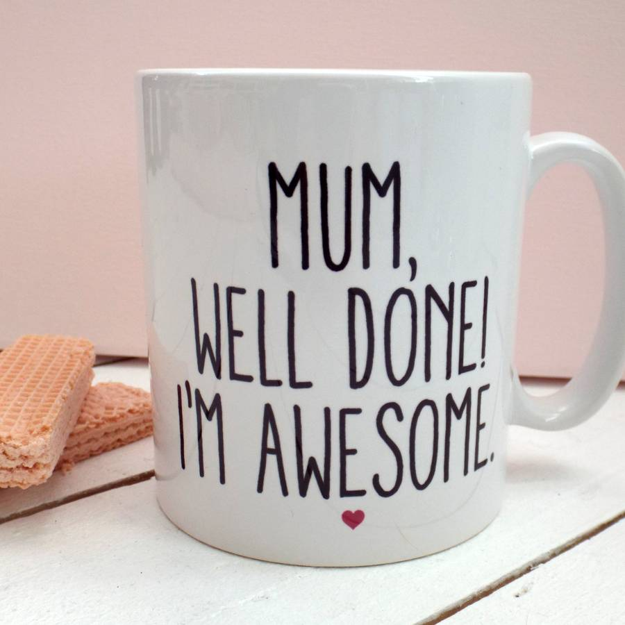 Mothers Day Mug By Kelly Connor Designs