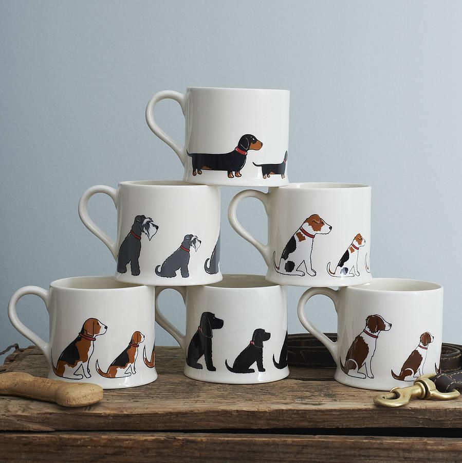 Dachshund Sausage Dog Mug By Sweet William Designs