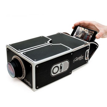 Smartphone Projector Unique And Quirky Gift Ideas Any Odd Person Will Appreciate (Fun Gifts!)