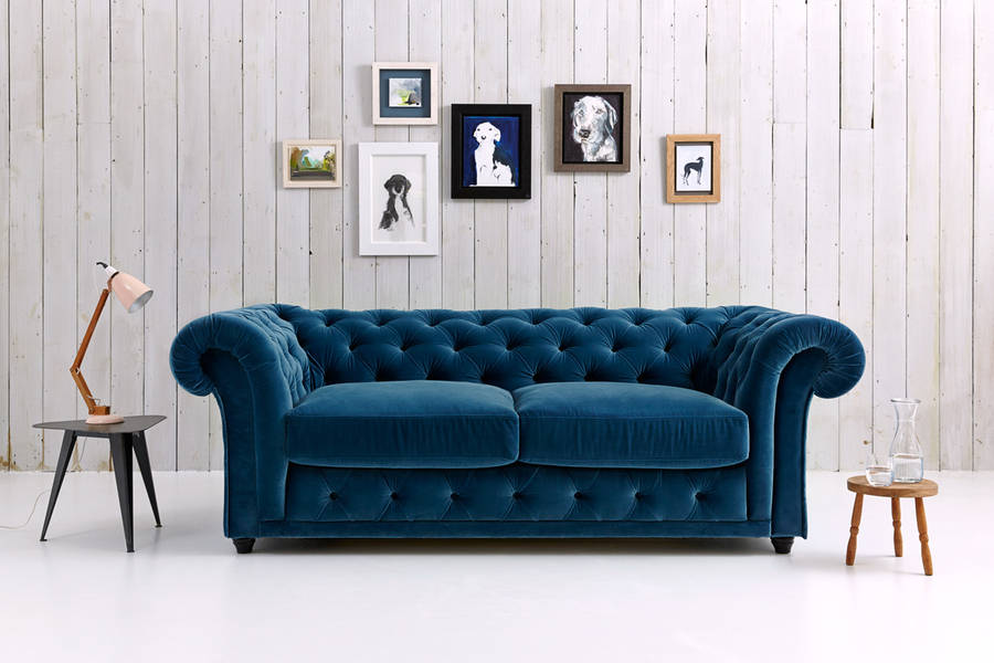 churchill sofa bed by love your home   notonthehighstreet com Churchill Sofa Bed