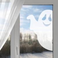 halloween window stickers