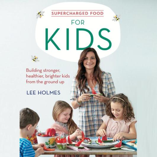 Lee Holmes Cooking for kids