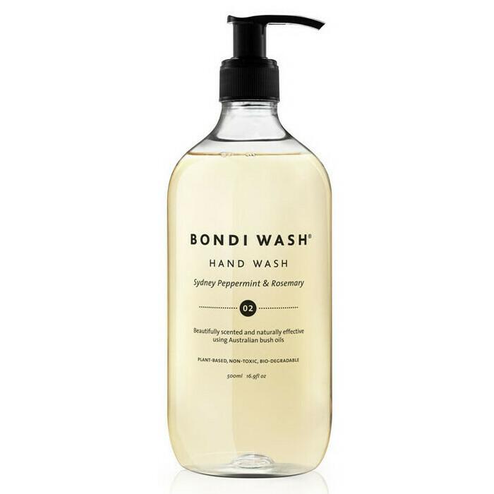 Bondi Wash Hand Wash Sydney Peppermint Amp Rosemary 02