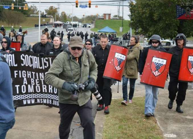 Image result for nazi rally newnan