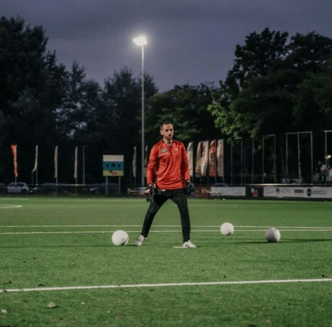 Erkan Kolçak Köstendil Hollanda'ya transfer oldu: Amsterdam Gençlerbirliği  - 5. Foto