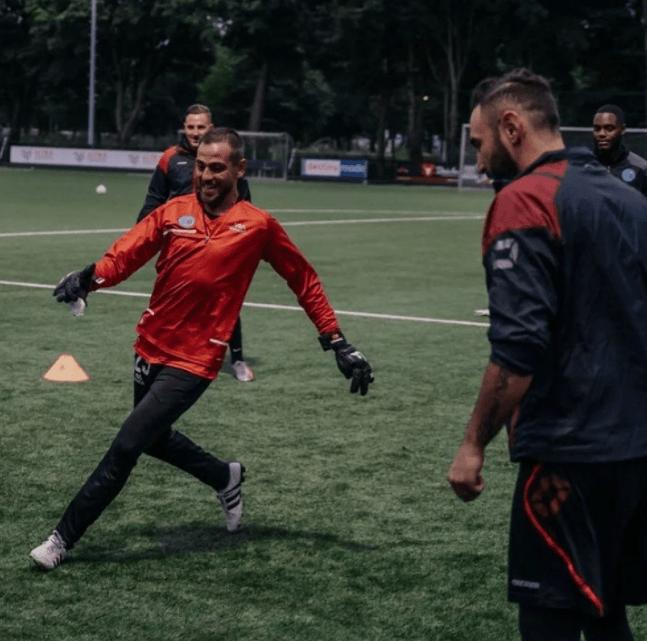 Erkan Kolçak Köstendil Hollanda'ya transfer oldu: Amsterdam Gençlerbirliği  - 3. Foto