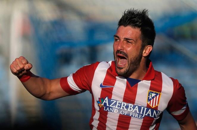 Atletico Madrid'in unutulmaz golcüleri - 4. Foto