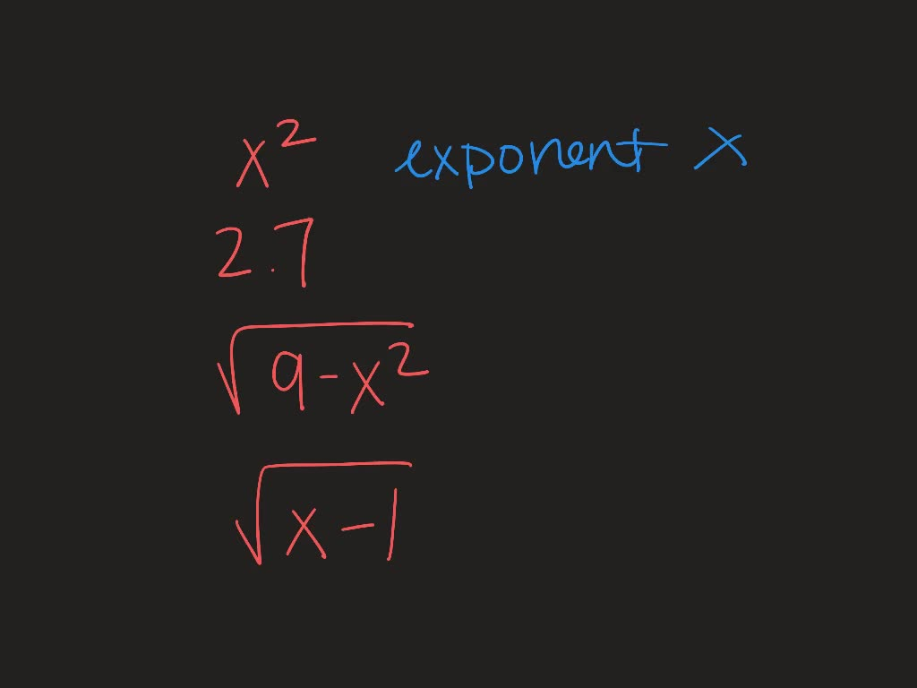 Which Function Is Linear A F X X 2 B G X 2