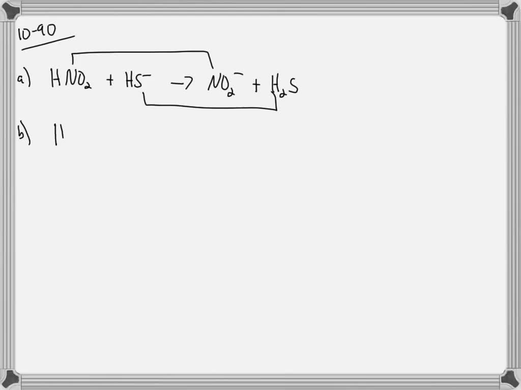 Identify The Conjugate Acid Base Pairs In Mathrm
