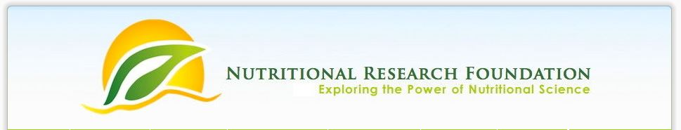 Nutritional Research Foundation