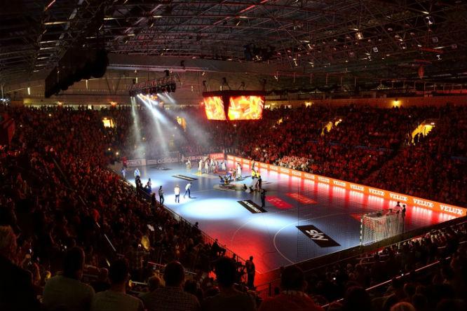 Resultado de imagen de veszprem arena