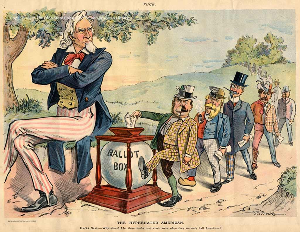 America S Original Identity Politics