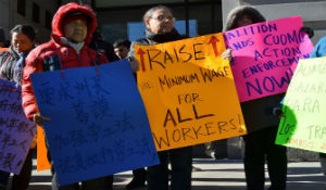 14,000 Wage Theft Cases Pending in NYS