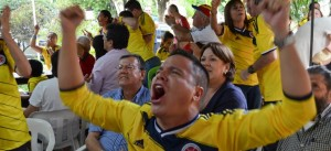 World Cup Colombia Vs Japan: Reactions on the streets of Medellin