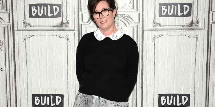 Fashion Designer Kate Spade Found Dead