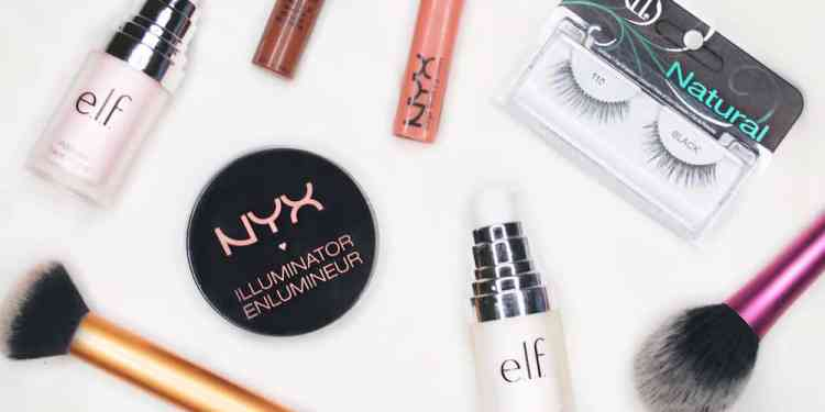 Four Affordable Vegan Makeup Brands
