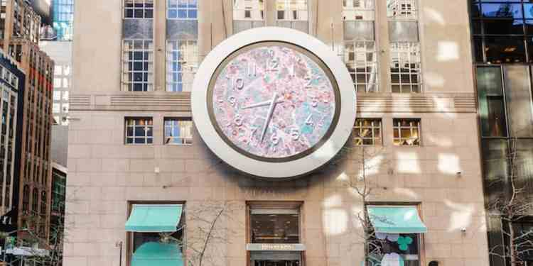tiffany nyc