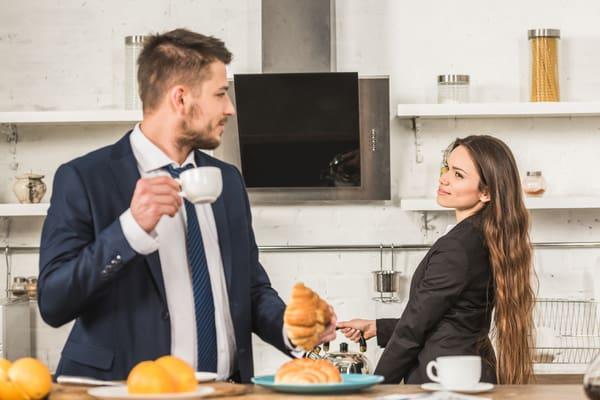sexism in the workplace break room