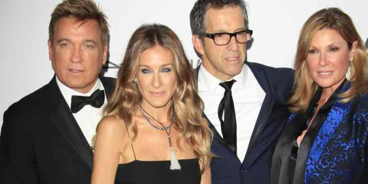 kenneth cole and maria cuomo