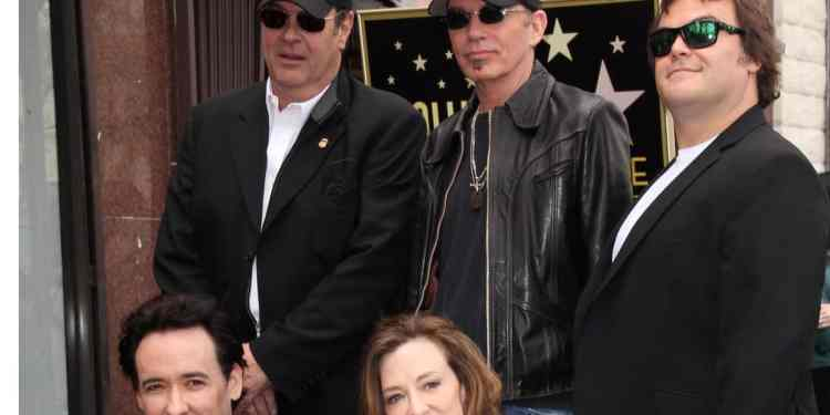 Joan Cusack's family