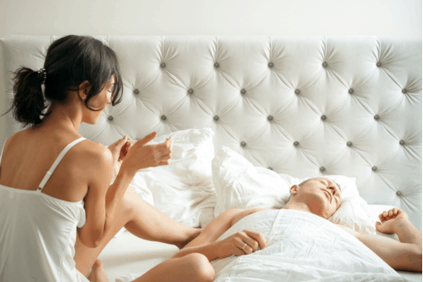 How to seduce your husband when you are 28 weeks pregnant?
