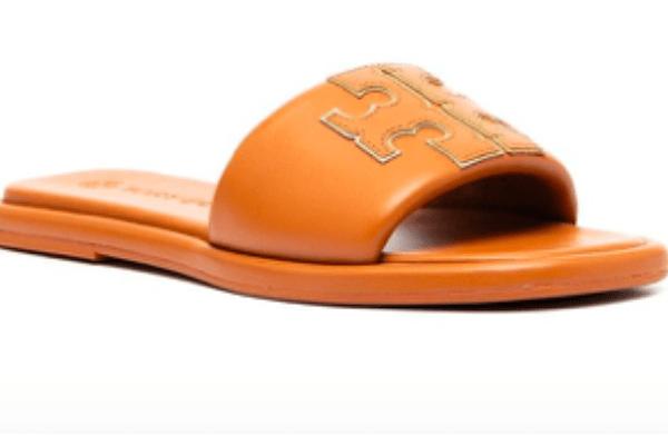 tory burch sandal slides