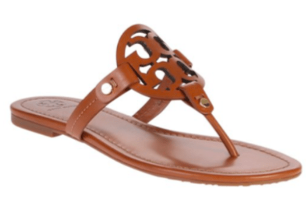 Brown Tory Burch Sandals