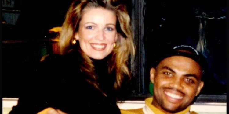 How did Charles Barkley And Maureen Blumhardt meet?