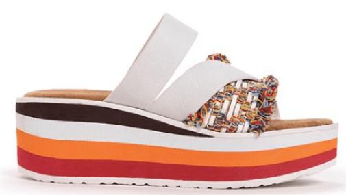 womens groove platform sandals