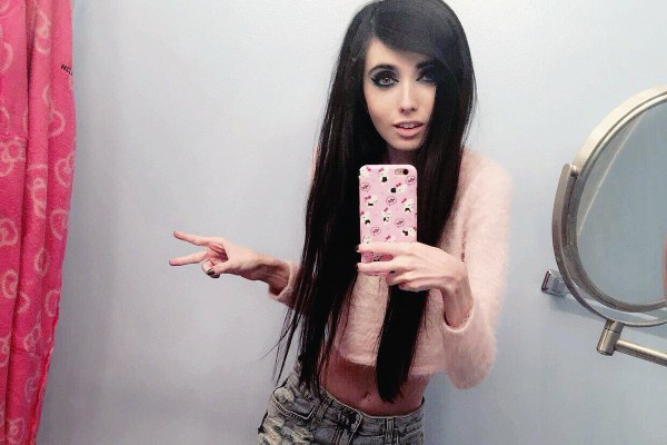 Eugenia Cooney's journey with Anorexia