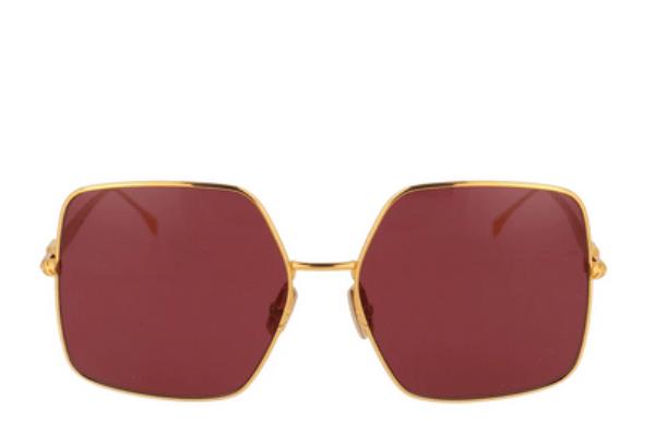 Fendi Square Frame Sunglasses