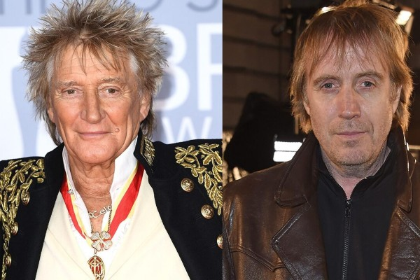 Why Sir Rod Stewart wanted Rhys Ifans to play his role?