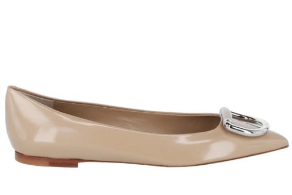 Burberry shoes flats