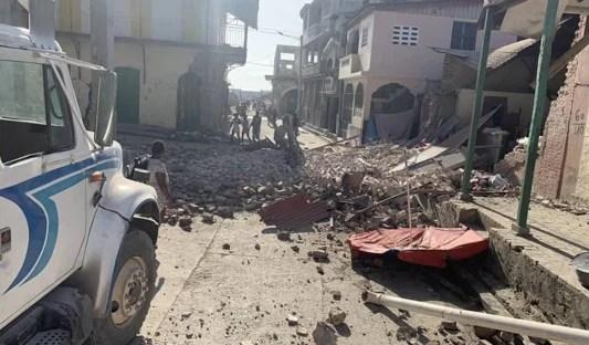Haiti earthquake death toll exceeds 2,200