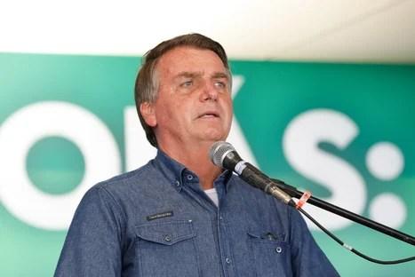 """Urgente: Bolsonaro recua e diz que ameaças a Moraes """"decorreram do calor do momento"""""""