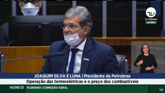 Petrobras President blames ICMS for fuel prices