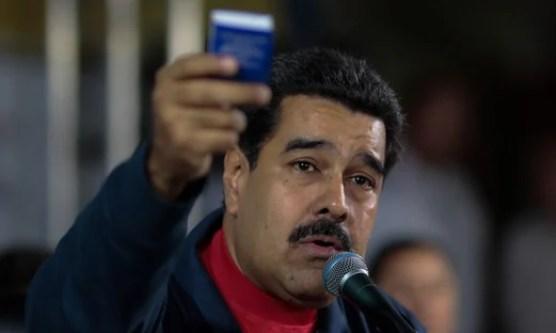 Maduro exclui opositores de vacinação, diz jornal